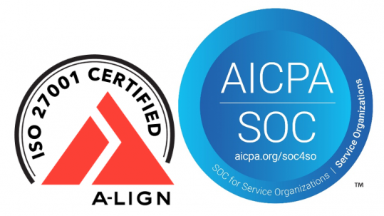 SOC A-Lign Certificates